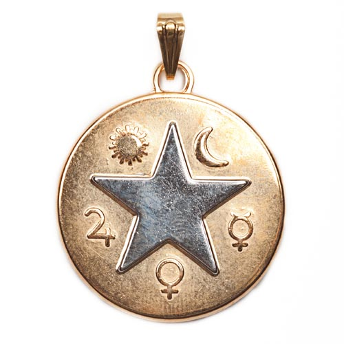 The 7 Planets Medal