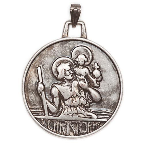 The Magic Medal of Saint-Christopher